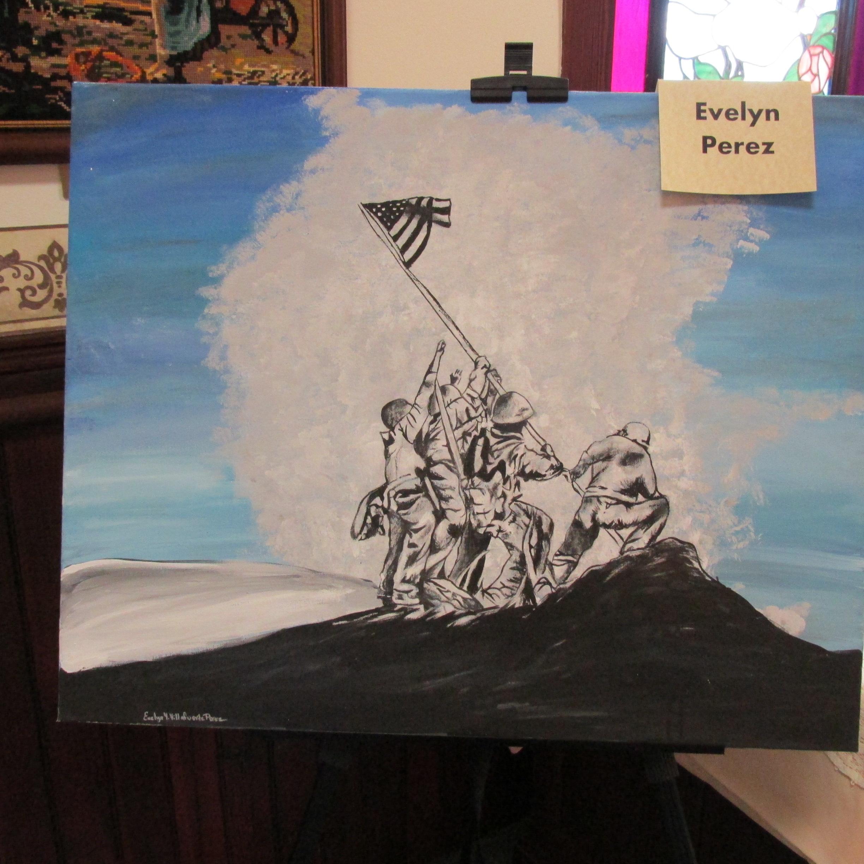 J2J Perez painting